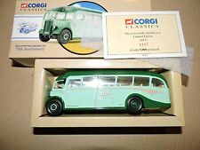 Corgi SD Bus 97214 Leyland Tiger PS Skills Motor Coaches FNQHobbys T96