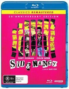 Sid and Nancy | Classics Remastered Blu-ray