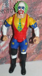 WWE Doink The Clown Classic Superstars Action Figure Jakks Series 6 Wrestling