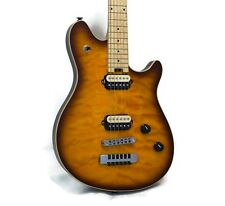 EVH Wolfgang Special HT Hardtail Quilt Maple Electric Guitar - Tobacco Burst