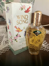 Vintage Wind Song Prince Matchabelli  Natural Cologne Spray 2.6 Oz. NEW In Box