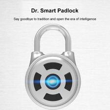 Smart Fingerprint Padlock Electronic Wireless Lock APP Control Password Lock