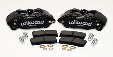 WILWOOD INTEGRA CIVIC 262MM 4-PISTON FRONT BRAKE CALIPER PAD UPGRADE KIT DYNAPRO