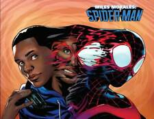 "MILES MORALES SPIDER-MAN #10 1ST APP OF ULTIMATUM LUPPACHINO WRAP VARIANT ""LB5A"""