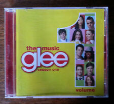GLEE: THE MUSIC, VOLUME 1 CD ALBUM 2009 2000s SOUNDTRACKS THEATRE