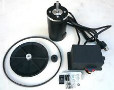 12 Hp Variable Speed Drive Kit With Motor Control Pulleys Amp Belt 250 900 Rpm