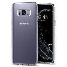 Spigen Galaxy S8 Liquid Crystal Clear Slim Flexible Premium Case (565CS21612)