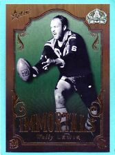 2008 CENTENARY OF RUGBY LEAGUE IMMORTALS-IM4-WALLY LEWIS