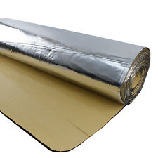 Car Noise &Heat Insulation with Adhesive Layer - Sound Deadener Mat 44 Sq.ft