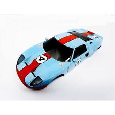 Iwaver FireLap Kyosho Mini Z Light Blue Ford GT Body Set IWP025