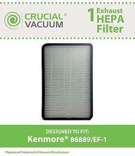 Kenmore 86889 EF-1 Vacuum Filter 86889 40324 MC-V194H 80007 53295 20-53295 EF1