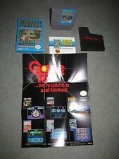 Wheel of Fortune COMPLETE with POSTER (Nintendo, 1987)