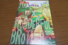 Teenage Mutant Ninja Turtles doujinshi (A5 88pages) HAPPY LIFE WONDERFUL BROTHER
