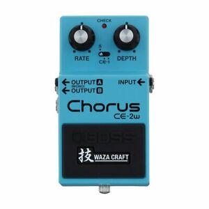 Boss CE-2W Chorus Waza Craft