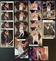 Nikola Jokic Denver Nuggets Optic / Select / Mosaic / Hoops 15 Card Lot 🔥📈