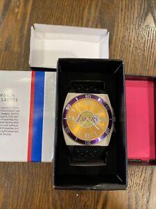 AVON NBA Logo Lakers Watch