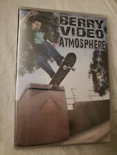 Berry Video Atmosphere ~ Skateboarding (DVD, 2 Discs) Includes V-Day LIKE NEW