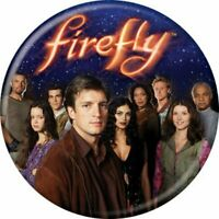 Firefly Serenity Cast Licensed 1.25 Inch Button 86021