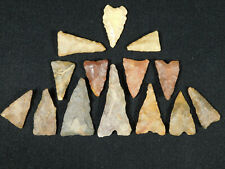 A Big Lot of Ancient North African Tidikelt Arrowheads or Points! 8.38