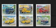 GUERNSEY 2013 EUROPA / POST OFFICE VEHICLES MNH, SG1457/62