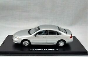 New 1/43 Scale Diecast Chevrolet Impala LT for MTH, Lionel & American Heritage