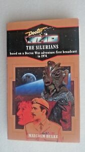 Doctor Who-Silurians by Malcolm Hulke (Paperback, 1992)