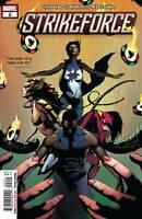 Strikeforce #2 Marvel Comic 1st Print 2019 Unread NM