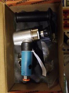 DYNABRADE 52410 Air Disc Sander, Industrial,0.7 HP, 3 In.