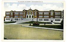 Providence RI - LA SALLE ACADEMY - Postcard Rhode Island