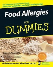 Food Allergies for Dummies by Wood, Robert A./ Kraynak, Joe [Paperback]