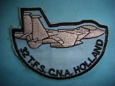 PATCH US 32nd TACTICAL FIGHTER SQUADRON IN HOLLAND