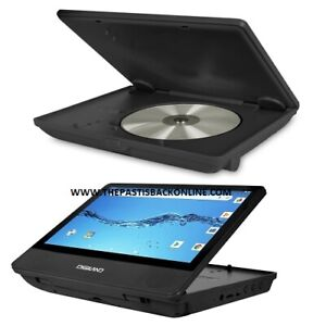 "DIGILAND DL9003 2-in-1 ANDROID TABLET/DVD PLAYER QUAD-CORE 1.3GHz 1GB 16GB 9""!!!"
