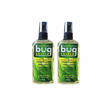 Natural Insect Repellent  Lemon Eucalyptus Non Oily Twin Pack