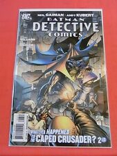 DC Comics Detective Comics 871 Bagged and Boarded 2nd Print