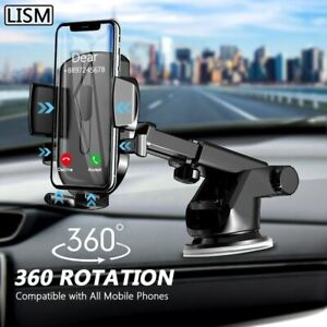 Sucker Car Phone Holder Mobile Phone Holder Stand in Car No Magnetic GPS Tool