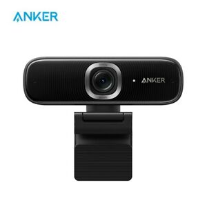 Anker PowerConf C300 Smart Full HD Webcam Noise-Cancelling Microphones 1080p