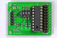Test- u. Experimentierboard I2C-Bus Power-Out - Arduino Raspberry Pi PCF8574 IIC