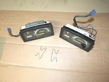 Yamaha V 50 M Clocks Speedometer Speedo & mounting Clips