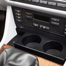 BMW E39 5 SERIES Premium Front Cup Holder 1997-2003 525i 528i 530i 540i M5 Black