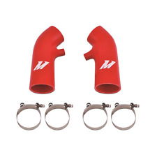 Mishimoto Red Air Intake Hose Kit for 09+ Nissan 370Z | MMHOSE-370Z-09AIRD