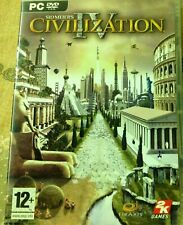 PC GAME - CIVILIZATION IV