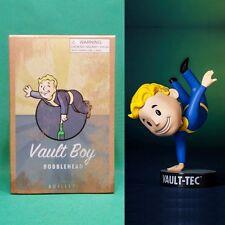 "Fallout 3 Vault Boy 5"" Agility 101 Bobblehead (Series #3) NIB Vault-Tec Pip Boy"