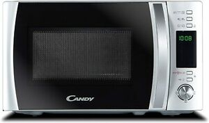 Candy CMXG20DS 20L Microwave with Grill - Silver