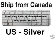Keyboard for HP Pavilion dv6 dv6-1000 dv6-1030us dv6-1030ca dv6-1038ca - Silver