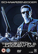 ?  Terminator 2 Judgment Day dvd freepost in very good condition
