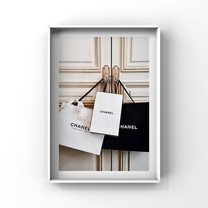 Designer art print wall decor bedroom beauty room size A4
