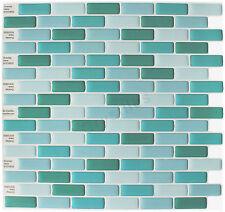 "Crystiles® Peel&Stick Self-Adhesive Tiles, Item# 91010832, 10""X10"", Set of 6"