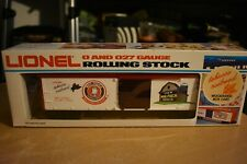 LIonel 6-7710 Mail Pouch Tobacco Box Car NEW IN BOX