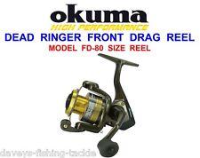 Okuma Dead Ringer Drg-80 FD 3 1bb Spinning Reel