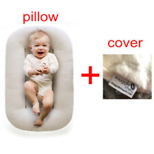 New listing Snuggle Me Organic Pillow + Cover